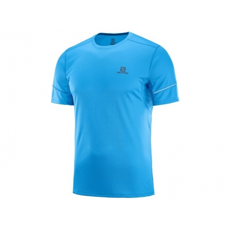REEBOK TEE-SHIRT RC Activchill VENT TURQUO H