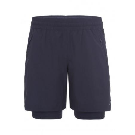 WAA Ultra Short 3 en 1 Noir H