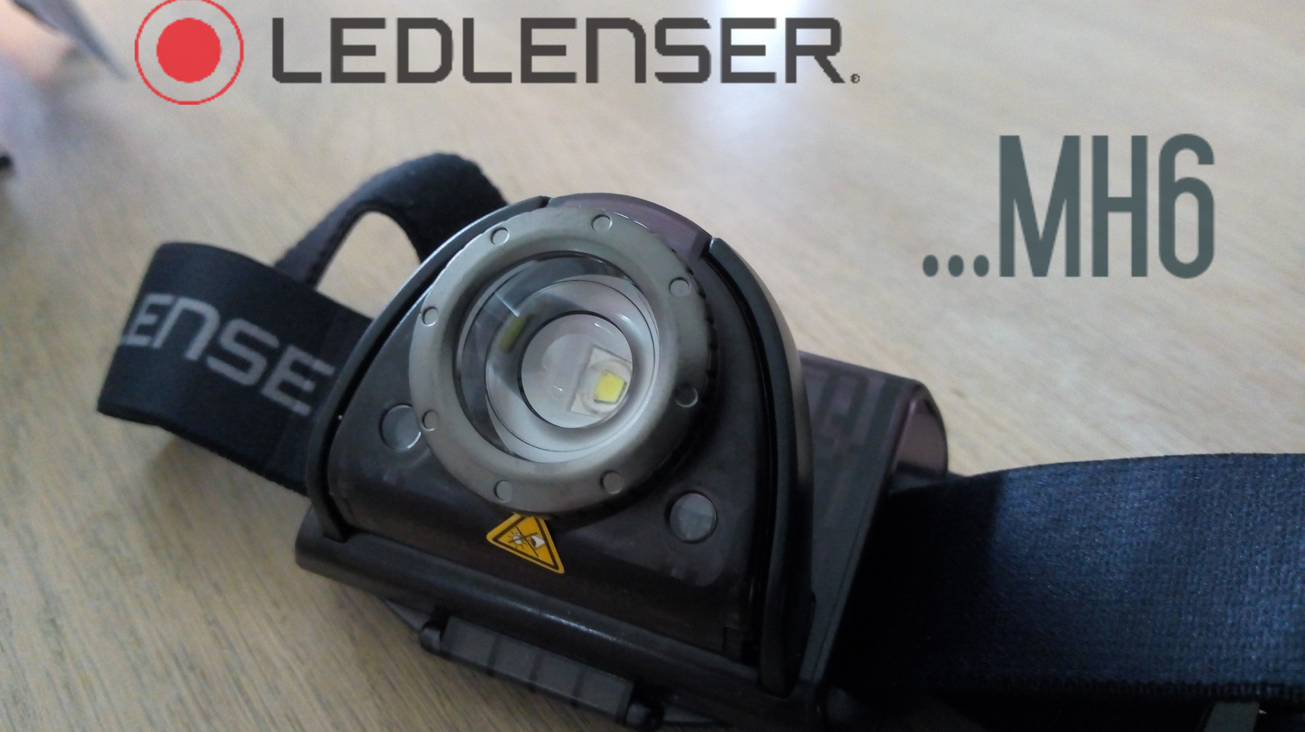 Lampe frontale MH6 Ledlenser