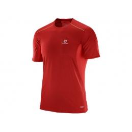 SALOMON Tee-Shirt Trail Runner H
