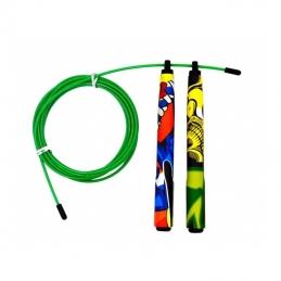 PICSIL Corde à sauter Multicolor