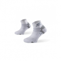 BV SPORT Socquette Light One BLANC