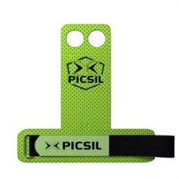 PICSIL Maniques CrossFit Vert AZOR grips 2