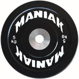 MANIAK Disco / Bumper 5kg BLACK SERIES