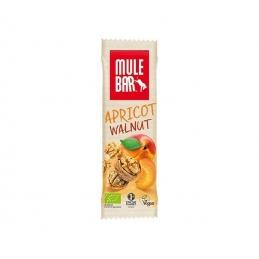 MULEBAR  Barre énergétique Bio & Vegan Abricot Noix