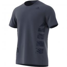 ADIDAS Tee-Shirt Supernova TRABLU MC H