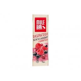 MULEBAR Barre énergétique fruits Rouge