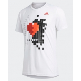 Adidas Tee-Shirt OWN THE RUN H