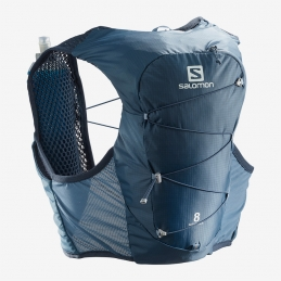 Salomon active skin 8 set sac de trail