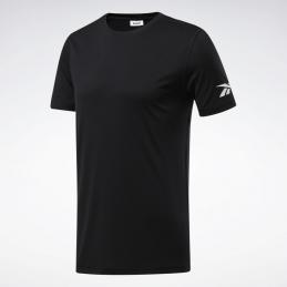 REEBOK Tee-Shirt Crossfit Wor We Comm Tech Top H