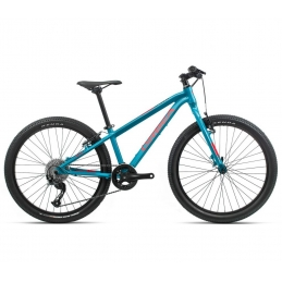 ORBEA MX24 dirt BLEU-ROUGE