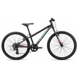 ORBEA MX24 dirt POURPRE-TURQUOISE