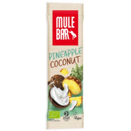 MULEBAR barre énergétique ananas et coco
