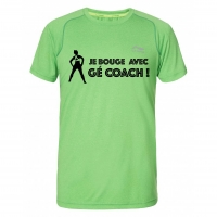 Gé-coach Tee Shirt
