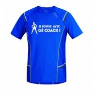 Textile promotionnel pour club - entreprise - organisateurs de course
