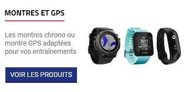Montres GPS running