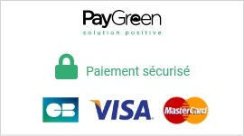 Paiement sécurisé