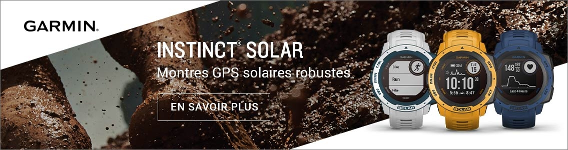 NEW GARMIN INSTINCT SOLAR